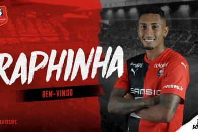 Raphinha al Rennes!